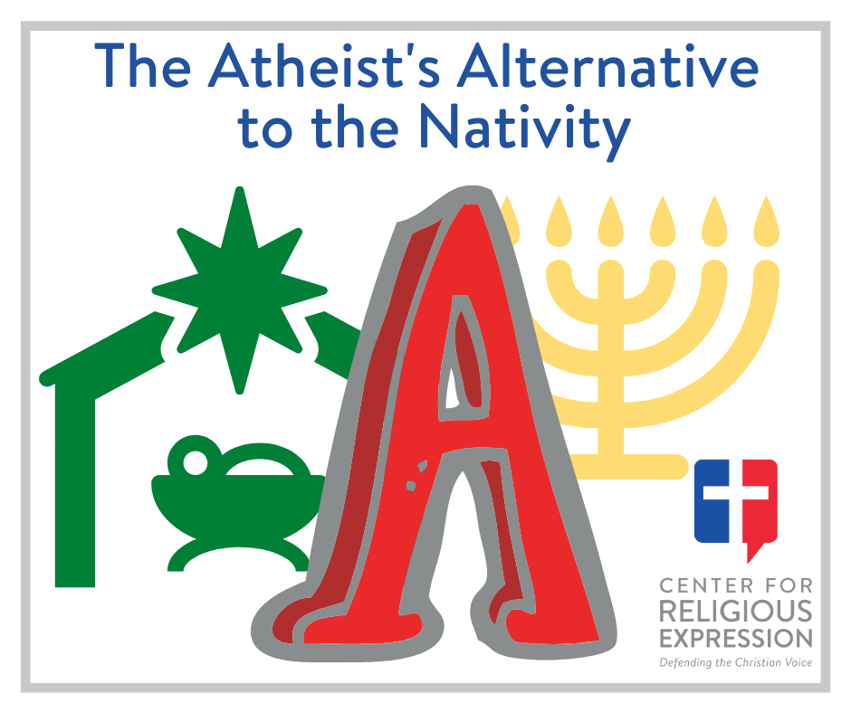 The Atheist's Ridiculous Alternative to the Nativity. www.crelaw.org