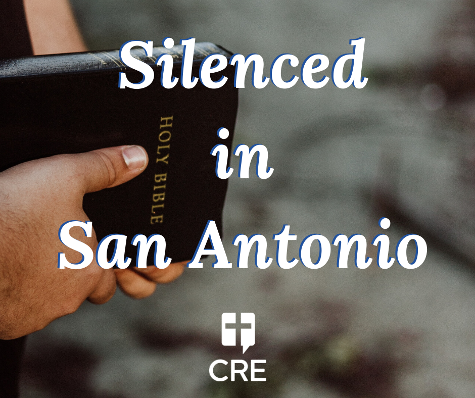 Silenced in San Antonio. crelaw.org