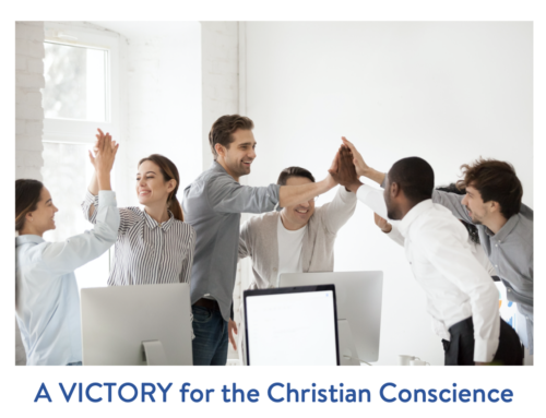 Protecting the Christian Conscience