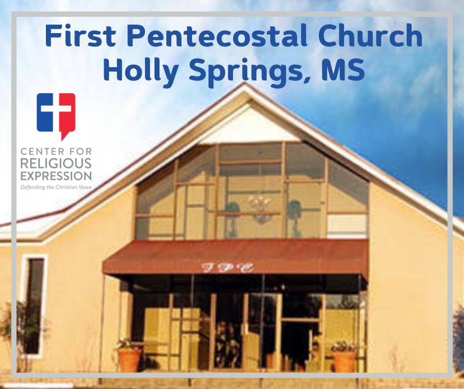 First Pentecostal Church freely meets again