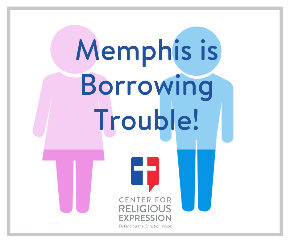 Memphis is just borrowing trouble. www.crelaw.org