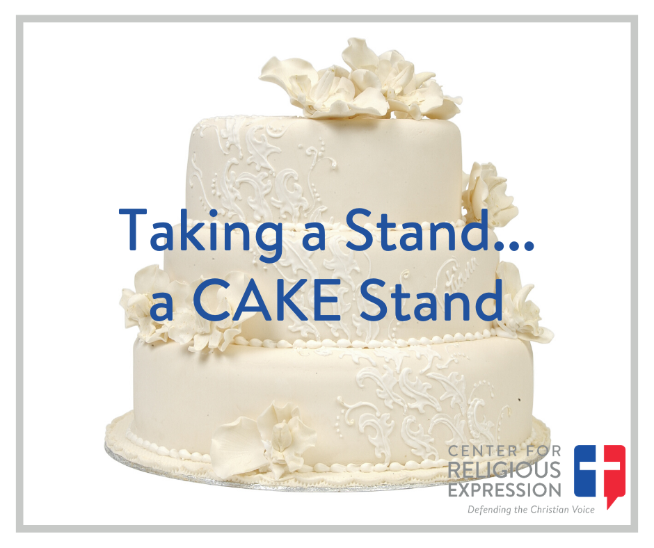 Taking a CAKE Stand. www.crelaw.org