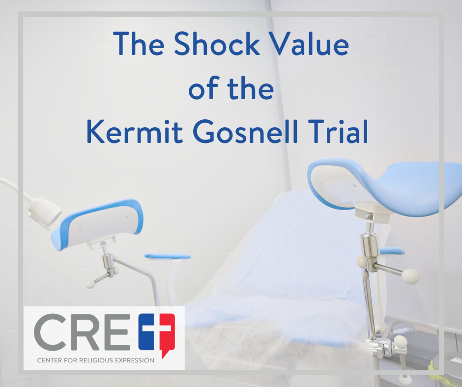 New-found publicity surrounding the Kermit Gosnell trial is exposing the distortion of abortion, giving America a much needed shock about abortion. www.crelaw.org