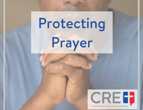 Protecting Prayer