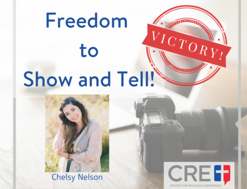 Freedom to Show and Tell