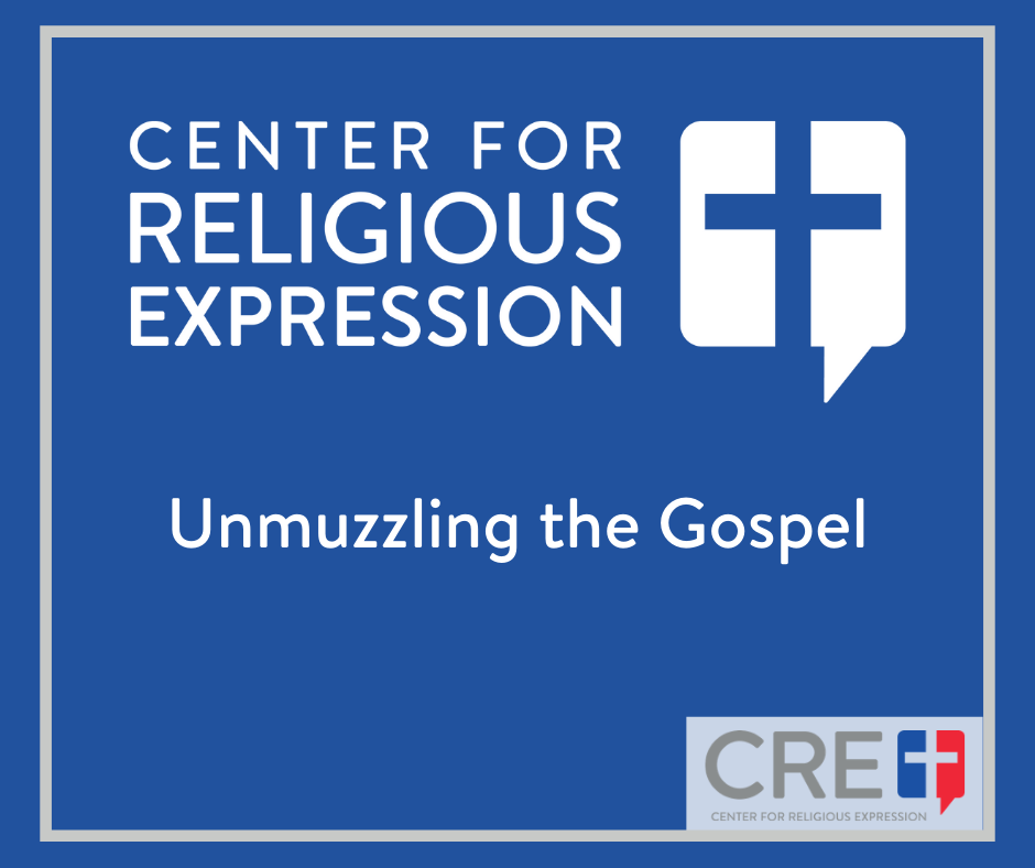 When the rights of Christians are threatened, CRE is there to faithfully defend them. Visit our website, www.crelaw.org to find out more about CRE.