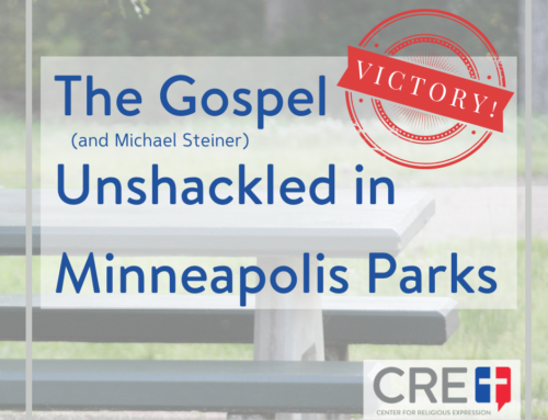 Gospel Unshackled in Minneapolis Parks