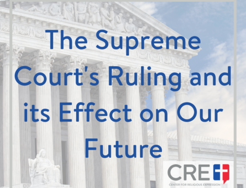 The Supreme Court's Ruling and its Effect on Our Future