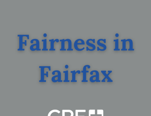 Fairness in Fairfax