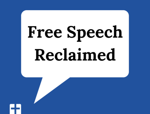 Free Speech Reclaimed